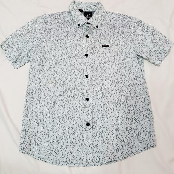 Volcom Other - Volcom Boys Button Up Shirt